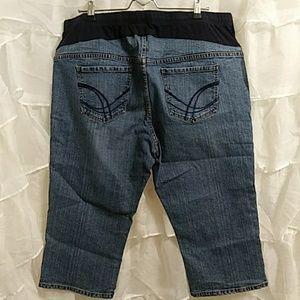 Motherhood Maternity Jeans - MOTHERHOOD MATERNITY L27